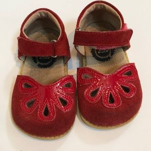 Livie & Luca Shoes Size 5 Red